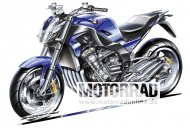 BMW working on 6-cylinder 160 PS superbike - Rendering