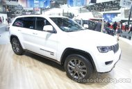 Jeep Grand Cherokee 75th Anniversary edition - Auto China 2016