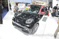 Smart BRABUS fortwo, Smart BRABUS forfour - Auto China 2016