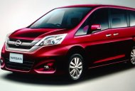 2017 Nissan Serena technical specifications leaked