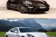 2017 Porsche Panamera vs. 2014 Porsche Panamera - In Images [Update]