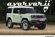 2019 Land Rover Defender - Rendering