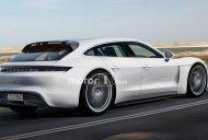 Porsche Panamera Sport Turismo - Rendering