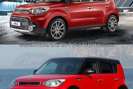 Kia Soul facelift vs pre-facelift model - Old vs. New