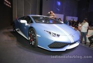 Lamborghini Huracan LP610-4 Avio launched in India at INR 3.71 crore