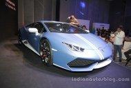 Lamborghini Huracan LP610-4 Avio launched in India at INR 3.71 crore