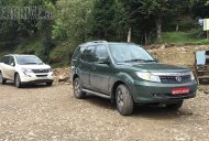 Purported Tata Safari Storme 1.99L spied testing