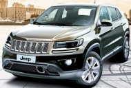 India-bound Jeep 551 (Jeep Compass) to be revealed this month - Report