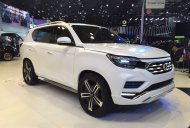 Ssangyong Y400 (Mahindra XUV700) detailed ahead of debut next week