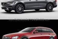 Volvo V90 Cross Country vs Mercedes E-Class All-Terrain - In Images