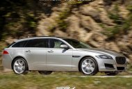 2017 Jaguar XF Sportbrake (estate) - Rendering