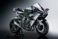 2017 Kawasaki Ninja H2, Ninja H2 Carbon and Ninja H2R launched in India