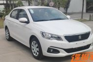 2017 Peugeot 301 (refresh) leaks out in China
