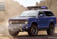 2020 Ford Bronco will have solid axles sourced from Dana - Report