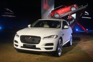 Jaguar F-Pace launched in India at INR 68.40 Lakhs