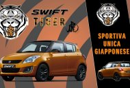 Suzuki Swift Tiger edition launched in Italy
