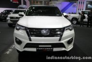 Toyota Fortuner TRD Sportivo 2 to be launched later this month in Thailand