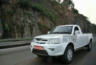 2017 Tata Xenon pick-up spied on Mumbai-Pune Expressway