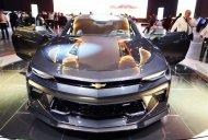 Chevrolet Camaro showcased at 2016 Bogota Auto Show