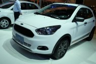 Ford Ka Trail (Ford Figo Cross) unveiled at 2016 Sao Paulo Auto Show