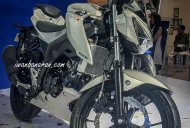 Suzuki GSX-R150 & Suzuki GSX-S150 break cover at IMOS 2016