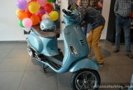 Vespa VXL 70th Anniversary Edition launched in India at INR 96,500