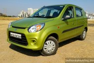 Maruti Alto 800 (Facelift) - Review
