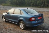 Skoda Rapid may co-exist with MQB A0 IN-based Skoda sedan - Report