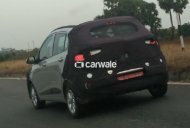 2017 Hyundai Grand i10 (facelift) posterior photographed