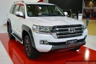 2017 Toyota Land Cruiser TRD showcased at Oman Motor Show