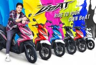 New Honda Beat Introduced in Philippines