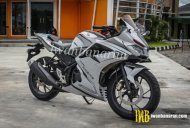 Honda CBR150R modified into a Honda CBR250RR