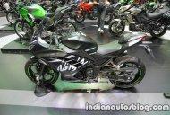 Kawasaki Ninja 300, Kawasaki Ninja 650, Kawasaki H2 - Thai Motor Expo Live