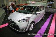 Toyota Sienta - 2016 Thai Motor Expo Live