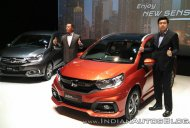 2017 Honda Mobilio introduced in Indonesia [Image Gallery Update]