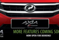 2017 Perodua Axia brochure leaks out in Malaysia