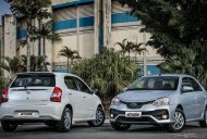Toyota to retain the Etios models for Taxi Operators - Report