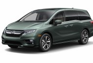2018 Honda Odyssey unveiled at the 2017 NAIAS in Detroit