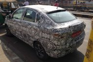 Tata Kite 5 sedan top-end variant spied in Ahmedabad