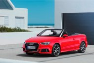2017 Audi A3 Cabriolet launched at INR 47.98 lakh in India