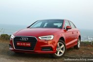2017 Audi A3 sedan (facelift) - First Drive Review