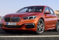 2018 BMW 1 Series hatchback imagined - Rendering