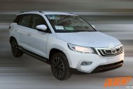 Next-gen 2018 Skoda Yeti spied disguised as a Chinese make model