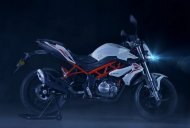 2017 Benelli TNT 15 teaser video released
