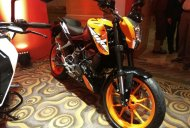 KTM Duke 200 with cosmetic update launched at INR 143,500