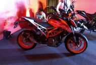 KTM India raises prices of all models by up to INR 5,797