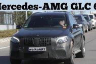 Mercedes-AMG GLC 63 spied on test - Video