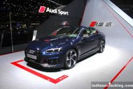 2017 Audi RS5 Coupe - 2017 Geneva Motor Show Live