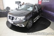 2017 Nissan Terrano with 22 new features launched at INR 9.99 Lakhs