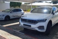 2018 VW Touareg (3rd gen) spied undisguised in South Africa